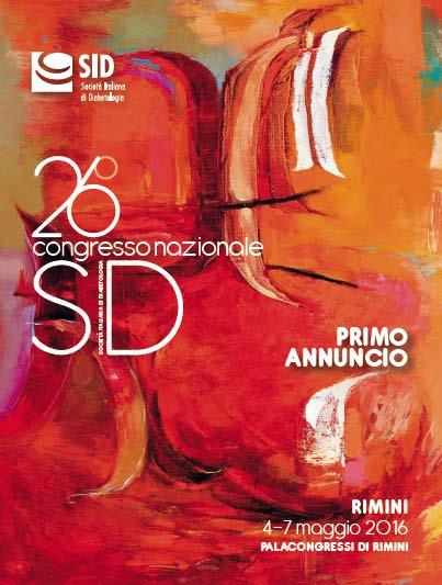 Congresso nazionale di Rimini del 4-7 Maggio 2016